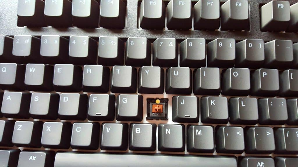 CODE brown mechanical switches