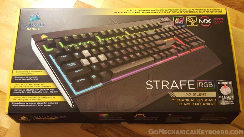 STRAFE box